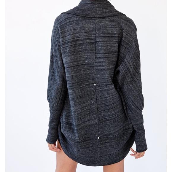 Black Aritzia Wilfred Diderot Sweater